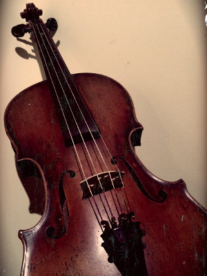 image of a fiddle